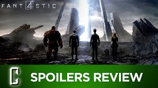 Download Fantastic Four Spoilers Review Video