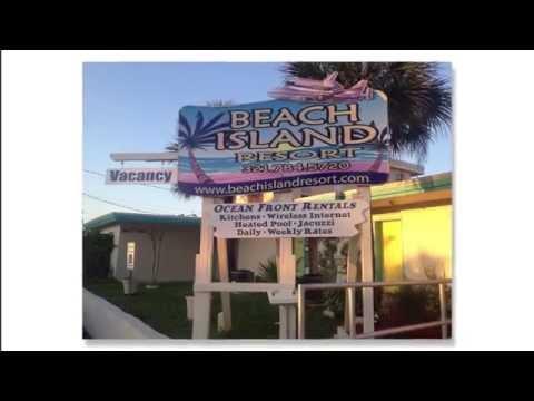 Beach Island Resort, Cocoa Beach Florida