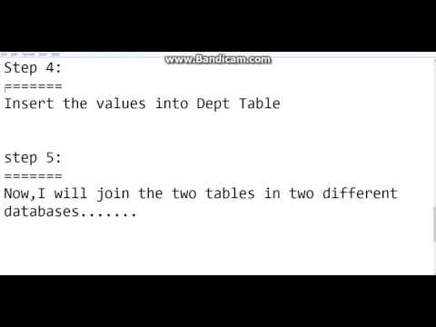 Joining two tables two different databases