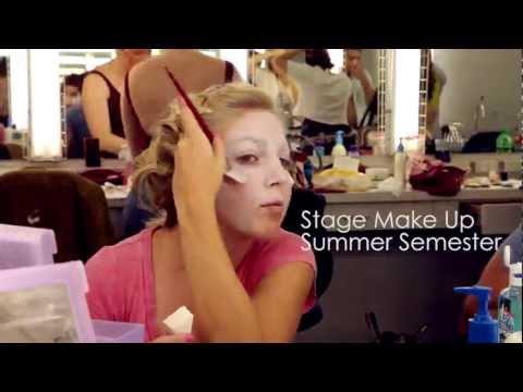 Stage Makeup Summer 2012