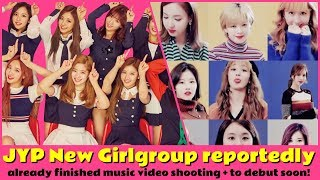 Download 💬 JYP New Girlgroup reportedly already finished music shooting + to debut soon! Video