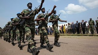 Las tropas de Senegal entran en Gambia: