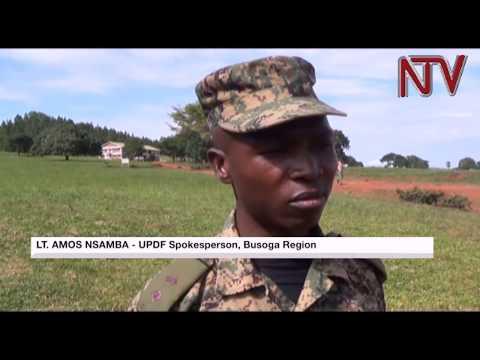 UPDF soldier arrested for stealing drugs