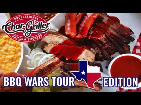 Char Griller Texas Trio Winner!!!!