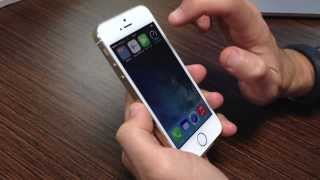 عرض آيفون 5S وشرح لمواصفاته وطريقة استخدامه مع Unboxing & Review of the iPhone 5S from Ooredoo
