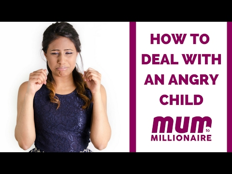4 Tips How To Deal With Angry Children 💜 My Monday Morning Revealed!