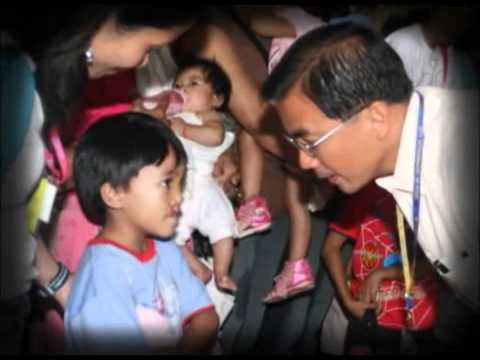 Mayor EUSEBIO on Service for Pasig