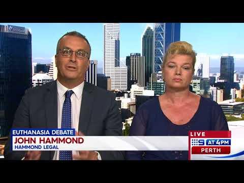 Euthanasia Debate | 9 News Perth