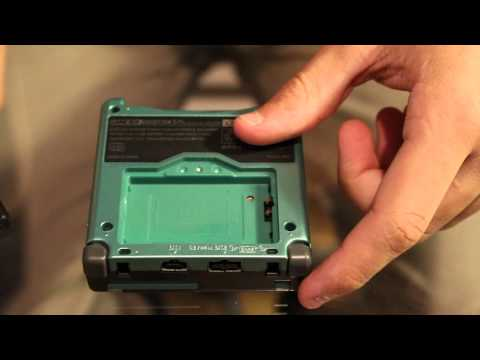 How to Make a 2 Tone Gameboy Advance SP / Replace Screen