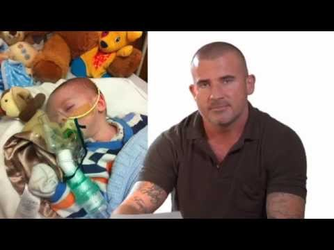 Dominic Purcell - Cystic Fibrosis Quest For Kalydeco