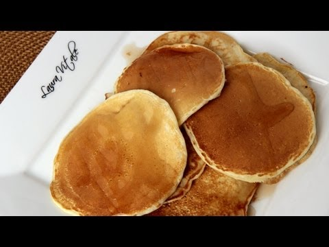 Basic Pancake Recipe - Laura Vitale - Laura in the Kitchen Episode 276