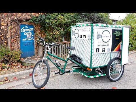 Go Green Trikes | Michigan Business