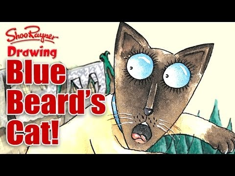 Bluebeard's Cat - a Funny Scary Story for Children by Shoo Rayner