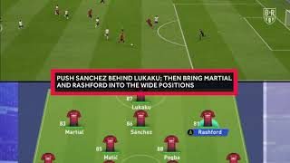 FIFA 19 Tutorial: How to Get the Best out of Manchester United