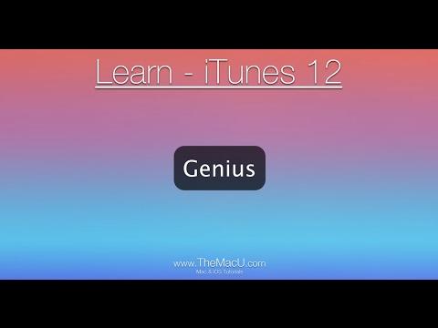 iTunes Tutorial: How to use Genius in Apple iTunes for Mac