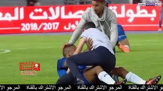جنون جواد بادة في أخر دقائق مبااراة إتحاد طنجة والمغرب التطواني 2 1 طنجة بطلا للمغرب للمرةالأولى
