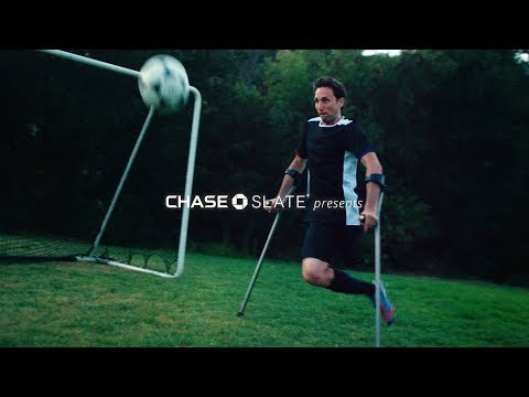 Powering Ahead with Chase Slate