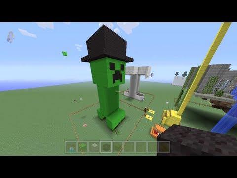 Minecraft Xbox - Speed Building Contest W/ iBallistic Squid - Round 2 - Part 2