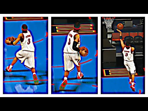 NBA 2k14 ( PS4 / XB1 ) | HOW TO EUROSTEP