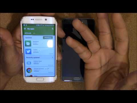 LOCK ANY APP ON GALAXY S6,S6 EDGE OR NOTE 4 WITH FINGER SECURITY