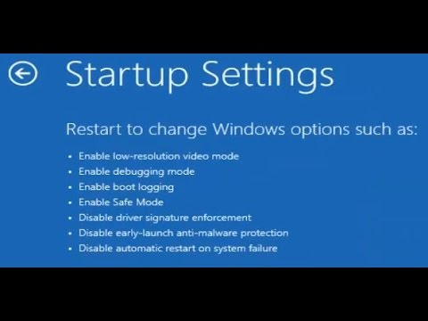 [How To] - Disable Automatic Restart on System Failure