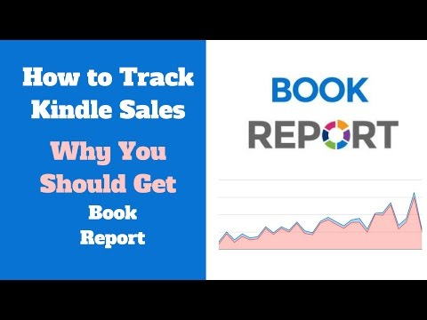 Kindle Publishing - Kindle Book Sales Tracker (Free—Use This!)