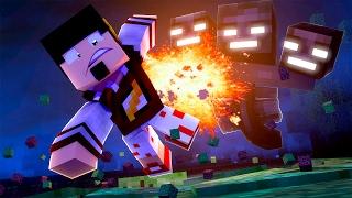 Minecraft: INVOCAMOS WHITER - HEROBRINE Ep. 8 ‹ AMENIC ›