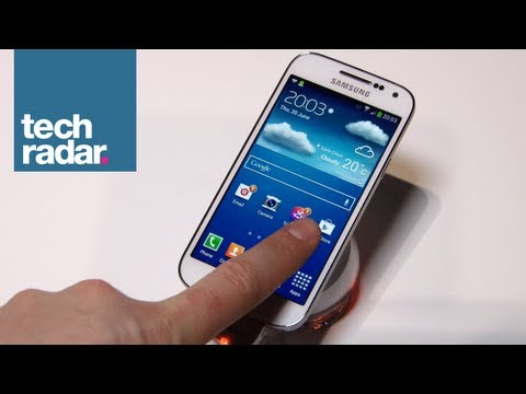 Samsung Galaxy S4 Mini first look: Specs, features and hands-on