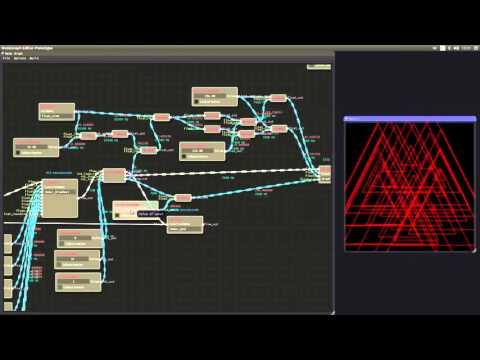VisionMachine: An LLVM-powered, gesture-driven visual programming environment