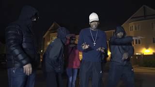 Sdot x Nae x Dread x Murk - Uk Drill Linkup [Music Video] | P110