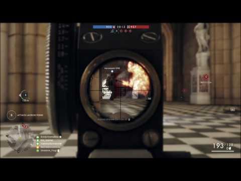 Battlefield 1 - Gimp Leg