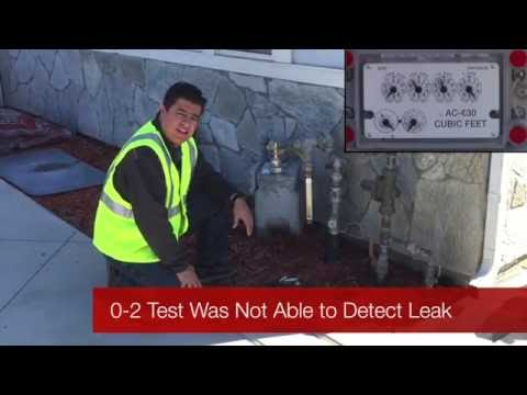 How to Do a Gas Line leak Test For Your Home