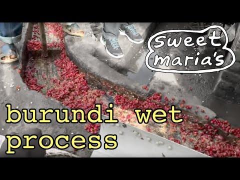 Burundi Wet Process