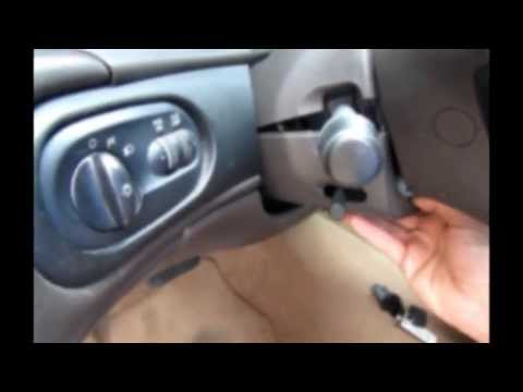 Multifunction switch replacement Taurus or Sable