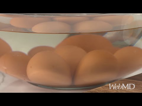 How to Hard-Bake Your Eggs | WebMD