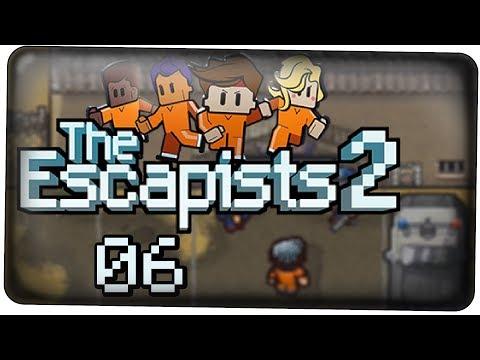 Felix gib mir dein Job! - The Escapists 2 #06 [German Deutsch Lets Play] HD