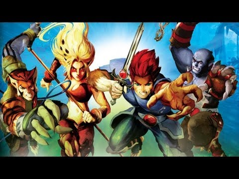 CGRundertow THUNDERCATS for Nintendo DS Video Game Review