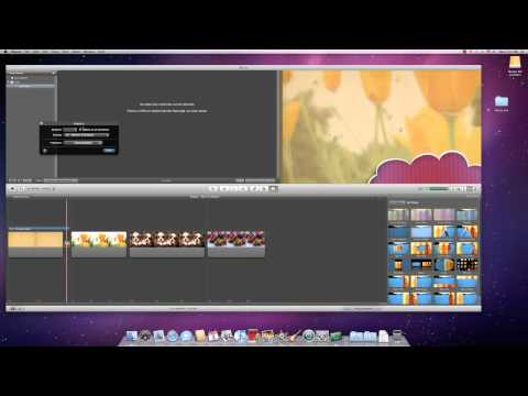 iMovie '11: Adding and Removing Transitions