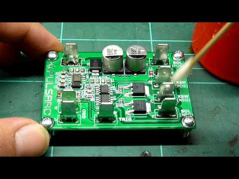 PulseArc Project - Ionizer Rev.L Assembly Part 2