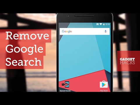 Get Rid of the Google Search Bar on Almost Any Launcher [How-To]