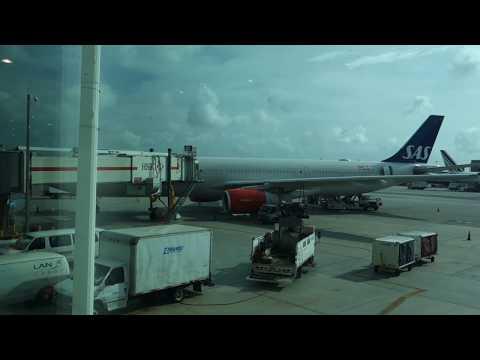 BUSINESS CLASS!!! SAS - Airbus A330-300 MIA - CPH