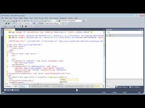 ASP.NET Popup Control - Setup On-Demand Content Loading