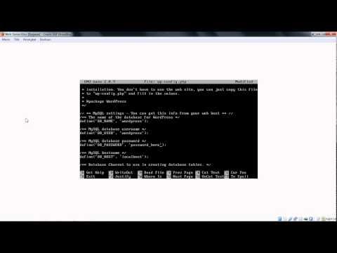 Web Server Centos 6.6