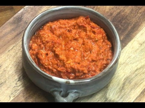 How To Make Chilli Sauce
