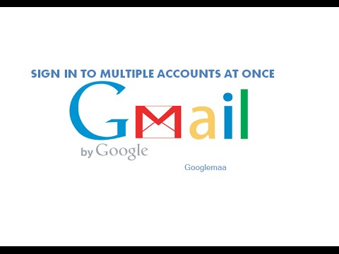 sign in to two gmail accounts at once