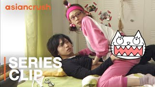 Taking my crush back to my place for the first time | Japanese Drama | Switch Girl!!