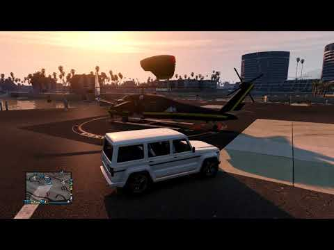 GTA V Online and Call Of Duty Funny Moments - Flare Riot! #SoaRRc