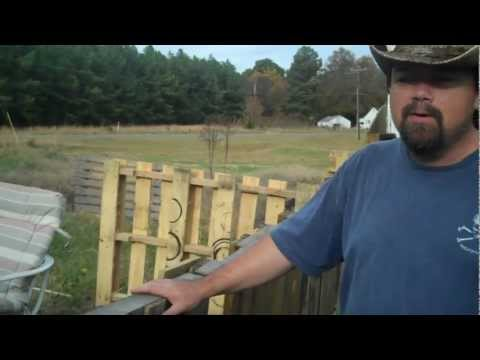 5 on the Farm: Building a $20 Pasture Fence out of Pallets