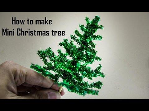 Christmas Gift - Simple Make Christmas Tree | Home Decor Christmas
