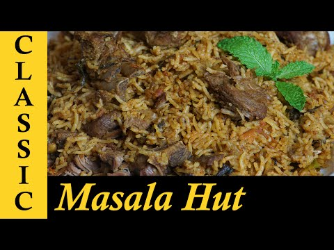 Mutton Biryani In Pressure Cooker